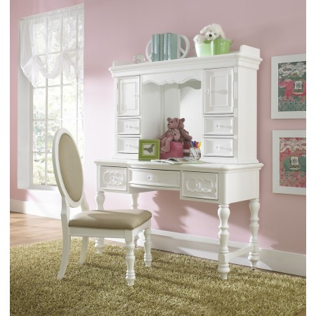 1Stopbedrooms reviews SweetHeart Desk with Hutch